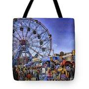 Luna Park 2013 - Coney Island - Brooklyn - New York Tote Bag