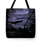Luna See Tote Bag