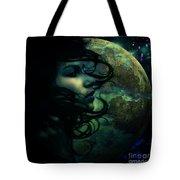Lunar Child Tote Bag