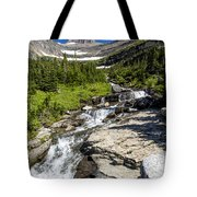 Lunch Creek Tote Bag