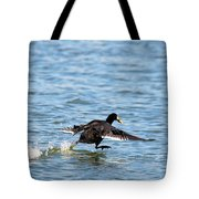 Lunch Time Gotta Run Tote Bag