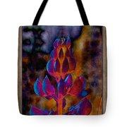 Lupin Glow Tote Bag