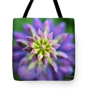 Lupine - Top Down Tote Bag