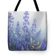 Lupine Tote Bag