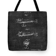 Lures Eger Patent 036 Tote Bag