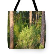 Lush Forest Tote Bag