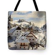 Lussari Tote Bag