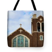 Lutheran Church Tote Bag