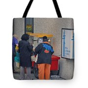 Lutherans Tote Bag