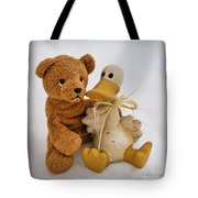 Luv A Duck Tote Bag