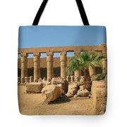 Luxor Egypt Tote Bag