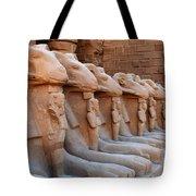 Luxor Temple 3 Tote Bag
