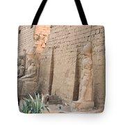 Luxor Temple Tote Bag