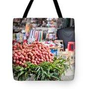 Lychees Tote Bag