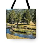 Lyell Canyon Tote Bag