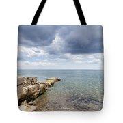 Lyme Bay Tote Bag