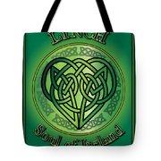 Lynch Soul Of Ireland Tote Bag