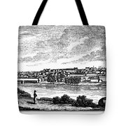 Lynchburg, Virginia, 1856 Tote Bag