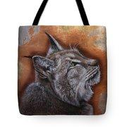 Lynx Face Tote Bag