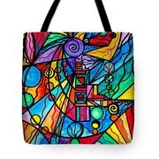 Lyra Tote Bag by Teal Eye  Print Store