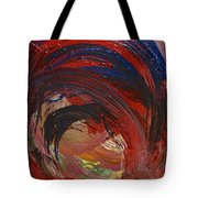Intuitive Painting  516 Tote Bag