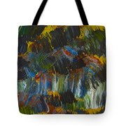 Intuitive Painting  609 Tote Bag