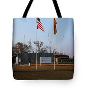 Lz Oasis 3d Brigade None Better Headquarters 4th Infantry Division Vietnam  1969 Tote Bag