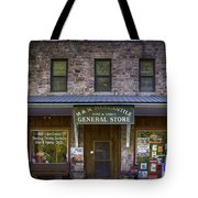 M And M Mercantile Tote Bag
