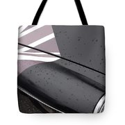 M G B Graphic Tote Bag