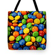 M N Ms Tote Bag