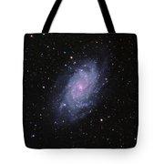 M33--the Triangulum Galaxy Tote Bag