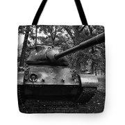 M47 Patton Tank Tote Bag