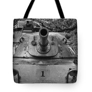 M60 Patton Tank Turret Tote Bag