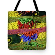Maasai Beadwork Tote Bag