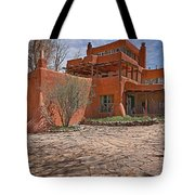 Mabel Dodge Luhan House  Tote Bag