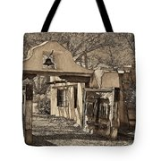 Mabel's Gate - A Different View Tote Bag