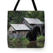 Mabry Mill - Blue Ridge Mountains Tote Bag