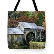 Mabry Mill II Tote Bag by Joan Bertucci