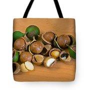 Macadamia Nuts Tote Bag