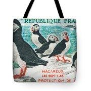Macareux Seven Islands Conservation Tote Bag