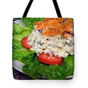 Macaroni Salad 2 Tote Bag by Andee Design