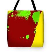 Macaw Pop Art Tote Bag
