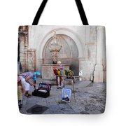 Macaws In Dubrovnik Tote Bag