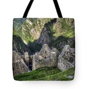 Macchu Picchu - Peru - South America Tote Bag
