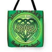 Maccormack Soul Of Ireland Tote Bag