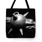 Mace  Medieval Weapon Tote Bag