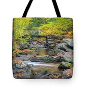Macedonia Brook Square Tote Bag