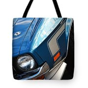 Mach 1 Ford Mustang 1971 Tote Bag
