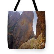 Machete Ridge From North Tote Bag