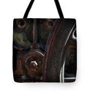 Mechanical Pareidolia  Tote Bag